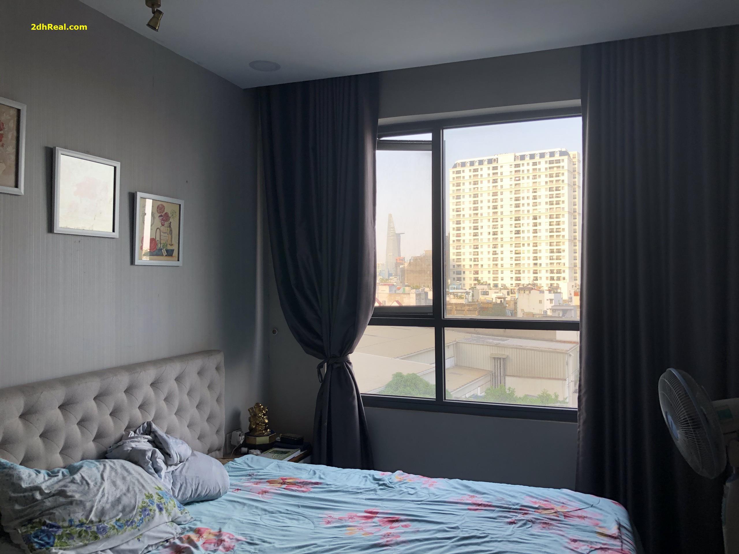 Bán căn hộ 3 phòng ngủ chung cư The Gold View số 346 Bến Vân Đồn giá 7 tỷ