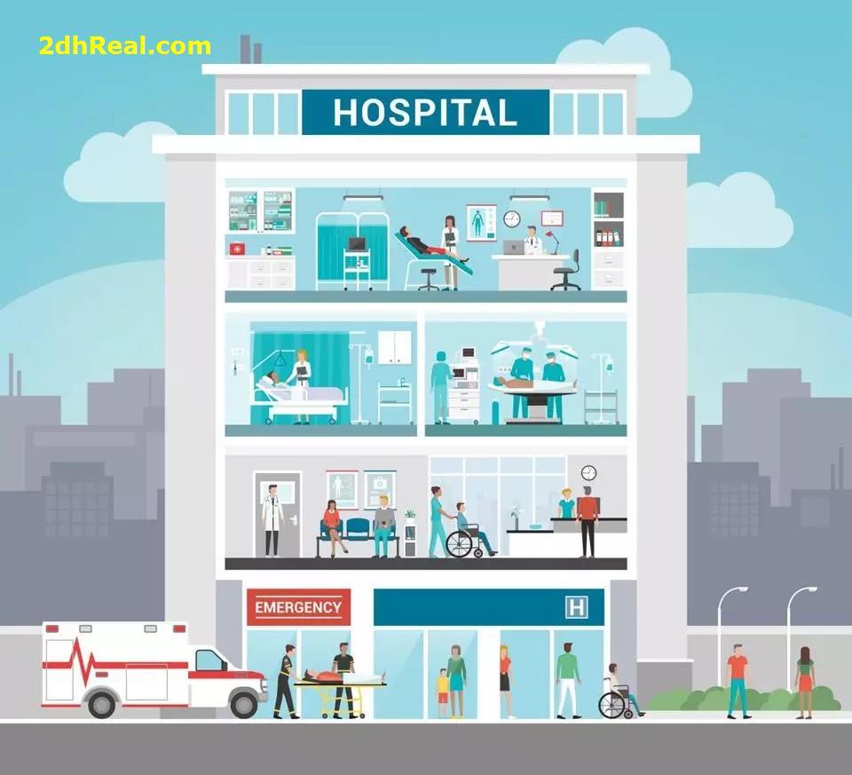 Bán bệnh viện đa khoa 150 giường và 54 phòng khách sạn lưu trú, thành phố Vinh, tỉnh Nghệ An