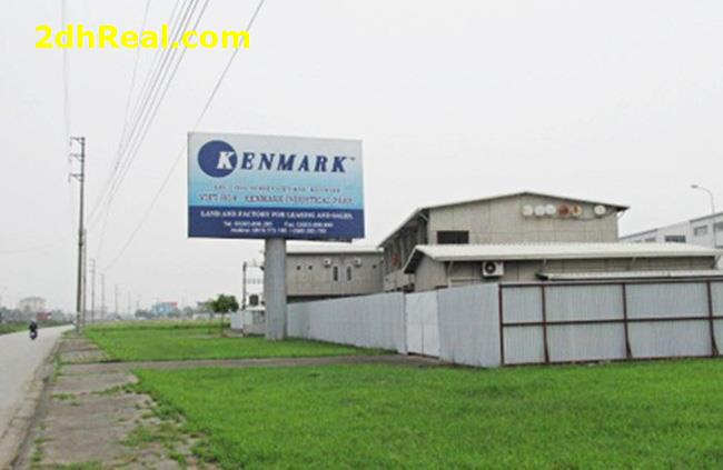 Bán khu công nghiệp 46 hecta Việt Hòa Kenmark, thành phố Hải Dương, tỉnh Hải Dương