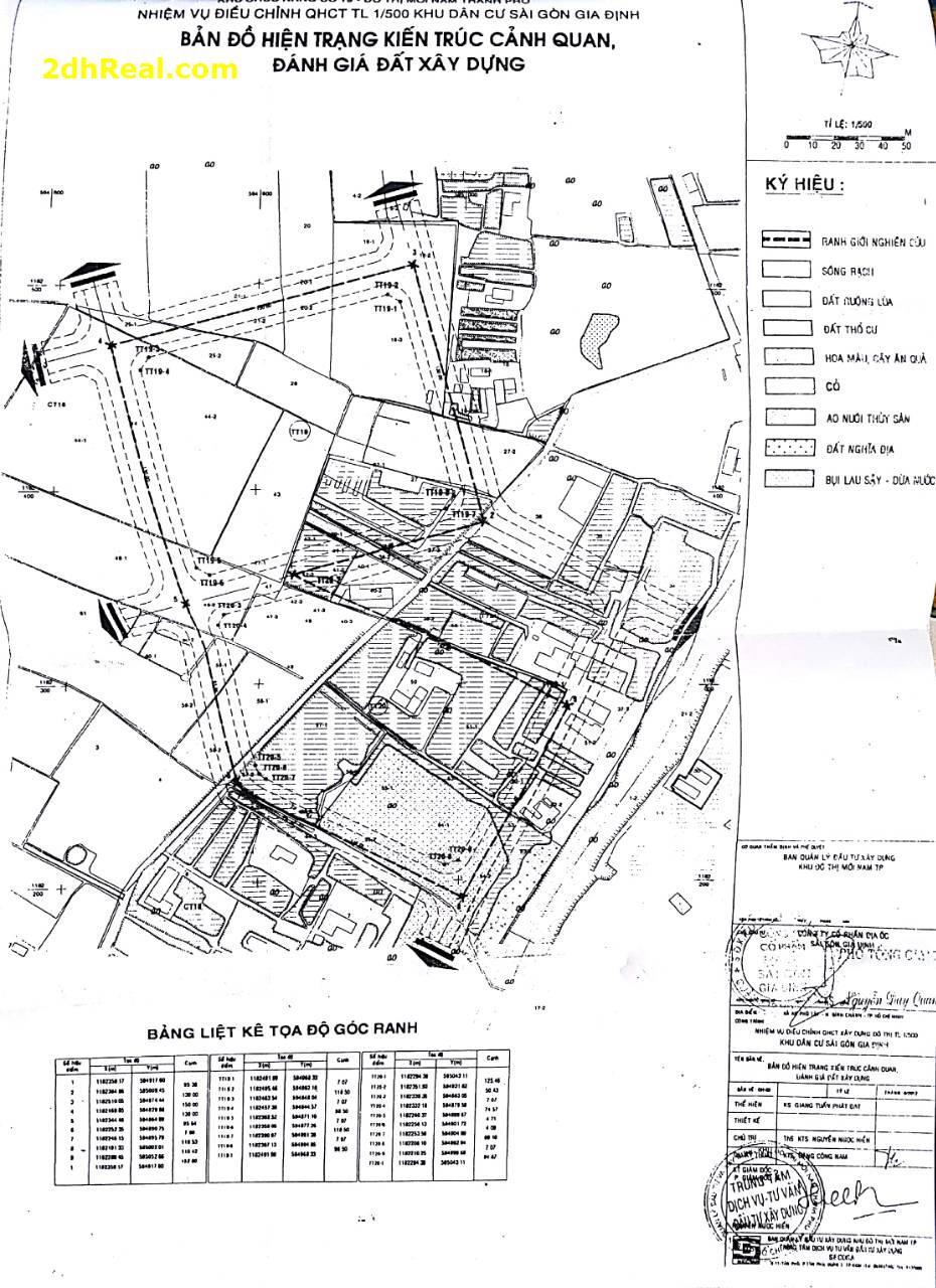 Bán dự án KDC 4,4 hecta khu đô thị Nam Sài Gòn thuộc khu 19, xã Phú Tây, huyện Bình Chánh, Tp.HCM