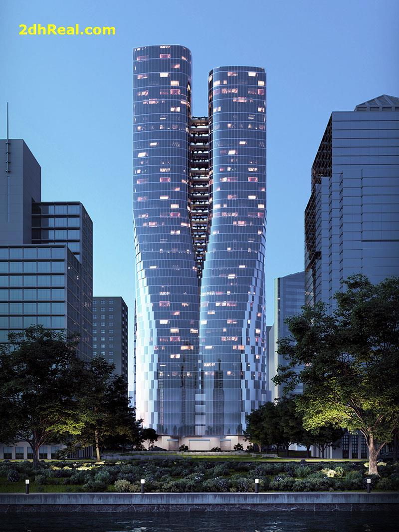 Bán dự án xây cao ốc văn phòng đường Nguyễn Thị Minh Khai, phường 5 , quận 3.