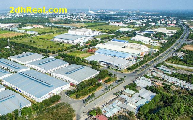 Tìm nguồn đầu tư tài chính dài hạn dự án Khu công nghiệp và Logistic Tân Hiệp quy mô 64,57ha, huyện Long Thành, tỉnh Đồng Nai