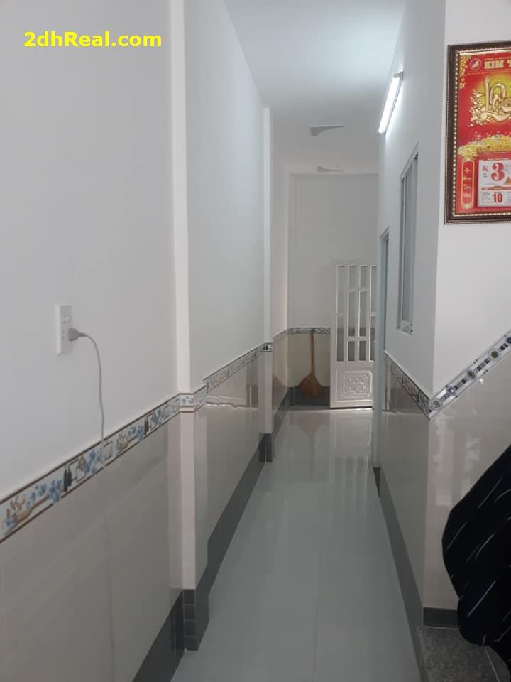 Cần bán gấp nhà hẻm 4.5m Phan Văn Trị, P.2, Q.5