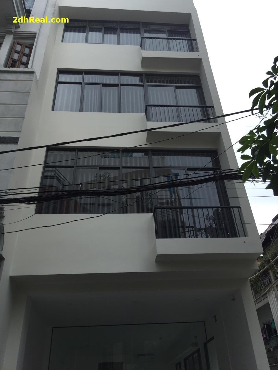Bán nhà biệt thự liền kề góc 2 mặt tiền Đường Nguyễn Đình Chiểu Quận 1
