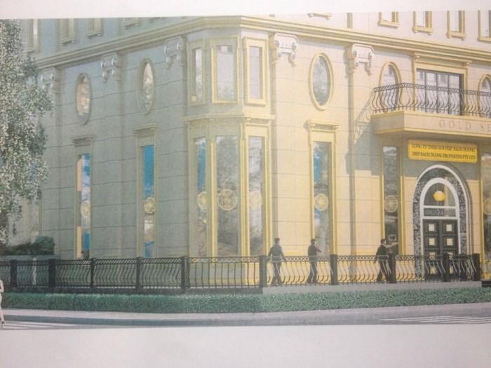 Bán dự án khách sạn 2 mặt tiền 111 Hai Bà Trưng và 64 Lê Thánh Tôn, Quận 1