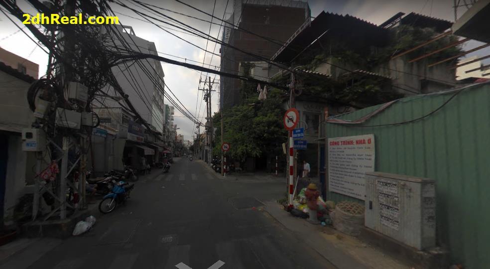 Chủ nhà anh Mạnh gửi bán gấp nhà MT Nguyễn Thị Minh Khai, P. Đa Kao, quận 1 trong tháng giá 52 tỷ
