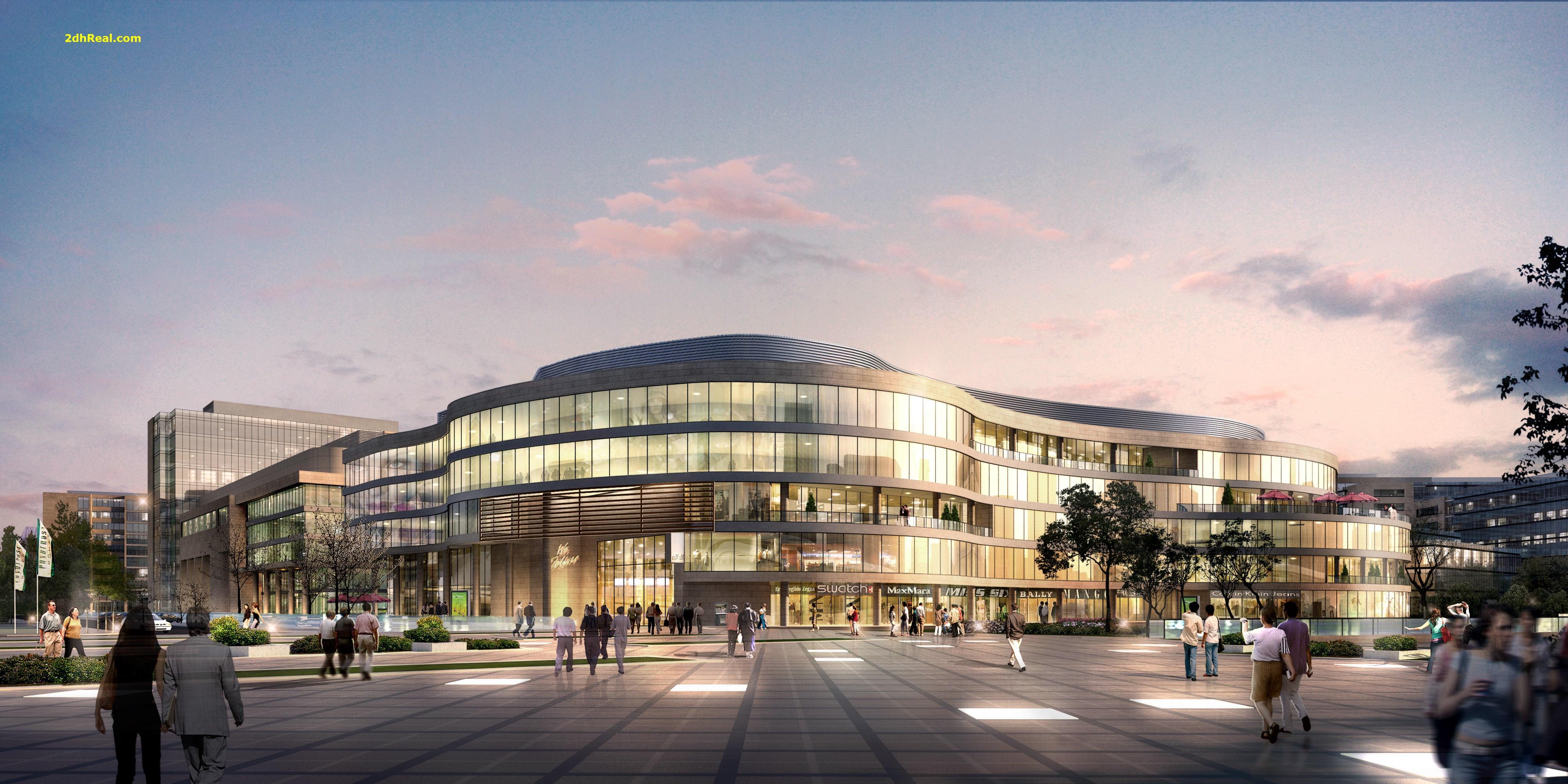 Bán trung tâm thương mại thuộc phường Bến Nghé, Quận 1