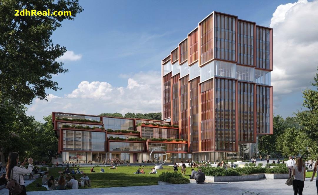 Cho thuê toà nhà TTTM Plaza Minh Châu 369 Lê Văn Sỹ, Phường 12, Quận 3, HCM