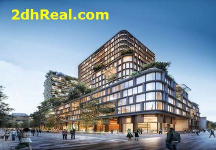 Cho thuê toà nhà 457 - 459 Nguyễn Đình Chiểu, Phường 5, Quận 3, HCM