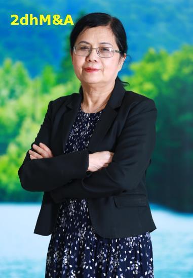 Ban Lãnh Đạo VinaMilk   Chủ tịch Lê Thị Băng Tâm