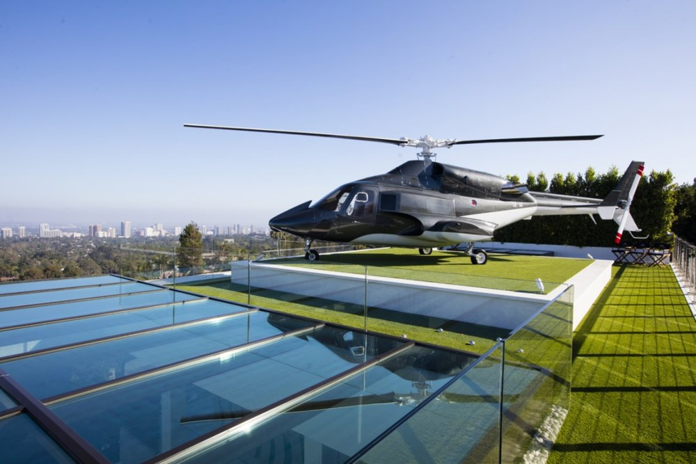 Căn nhà đắt nhất nước Mỹ đang được rao bán với giá 250 triệu USD