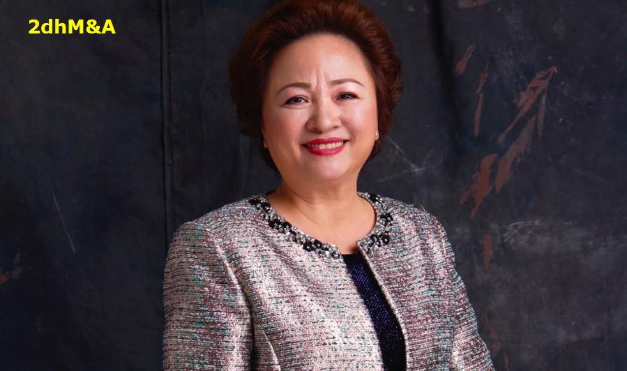 Chân dung Madam Nguyễn Thị Nga chủ tịch BRG Group
