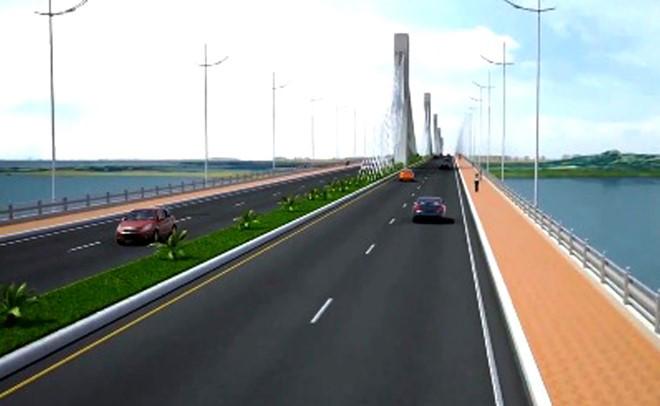 Dự án cầu Cửa Đại, tỉnh Quảng Ngãi