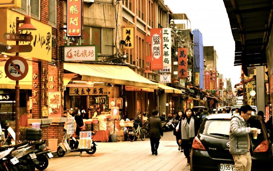Khu phố cổ Dadaocheng - bài học bảo tồn và quản lý di sản của Đài Loan