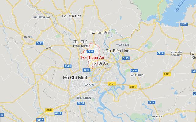 M&A Theo Đặt Hàng   Bình Dương thông qua nghị quyết lập thành phố Thuận An và Dĩ An