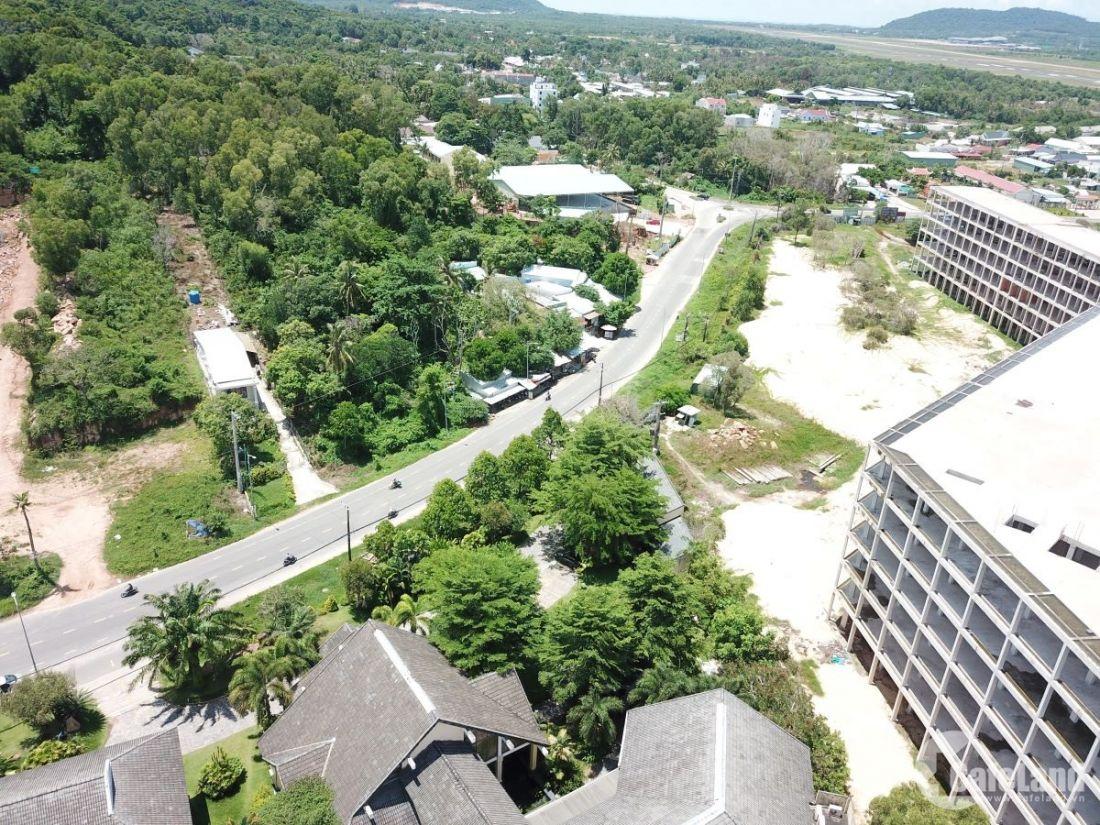 Vì sao Sheraton Phú Quốc Resort đứng yên?